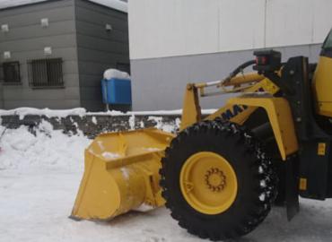 冬季除排雪作業