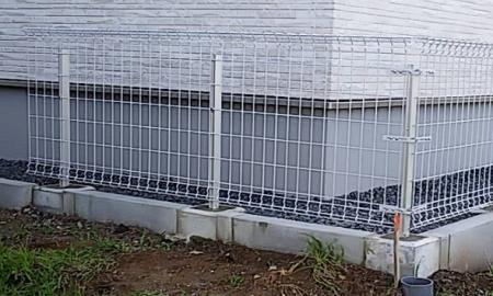 ユメッシュZ型フェンス