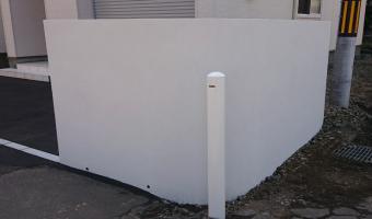 美ブロ塗装塀