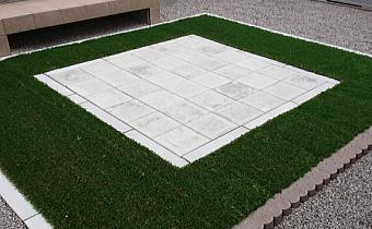 コンクリート平板300角