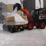 1月29日単発排雪状況